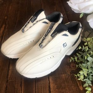 FootJoy GreenJoys 45341 Spiked Golf Shoes, 8W